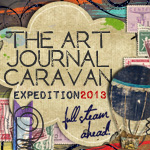 Art Journal Caravan 2012