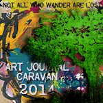 Art Journal Caravan 2014