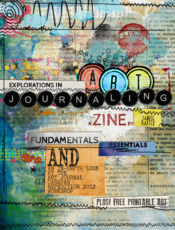Zine Cover