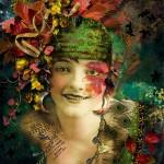 October Gypsy by sparklyduck75